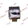 Генератор 28V/55A WD615 (JFZ255-024) H3 HOWO (ХОВО) VG1560090012 фото 3 Севастополь